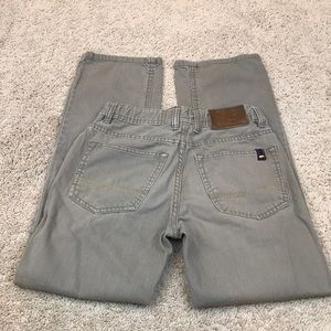 Buffalo David Bitton Khaki Jeans R7